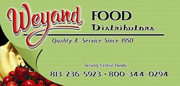 Weyand Food: Produce Delivery and Food Service for Central